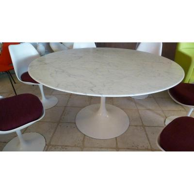 Tulip Table 137 By Eero Saarinen 60s