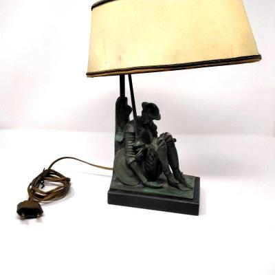 Lampe De Max Le Verrier Don Quichotte