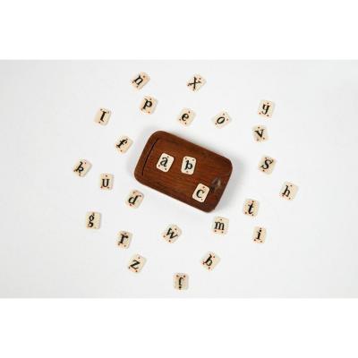 Alphabetical Token Box