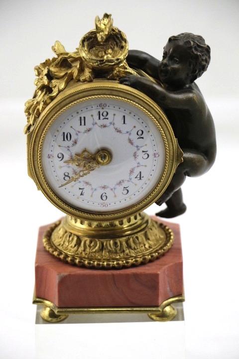 Horloge, Constantin-louis Detouche