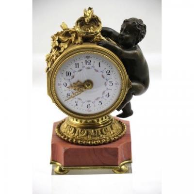 Clock, Constantin-louis Detouche