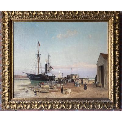 Louis Bentabole (1820-1880)