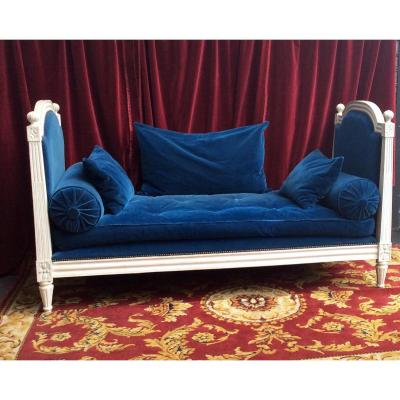 Lit De Repos De Style Louis XVI