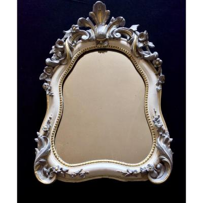 Louis XV Rocaille Style Violin Mirror