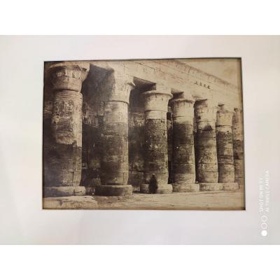 Photo Ancienne d'Egypte