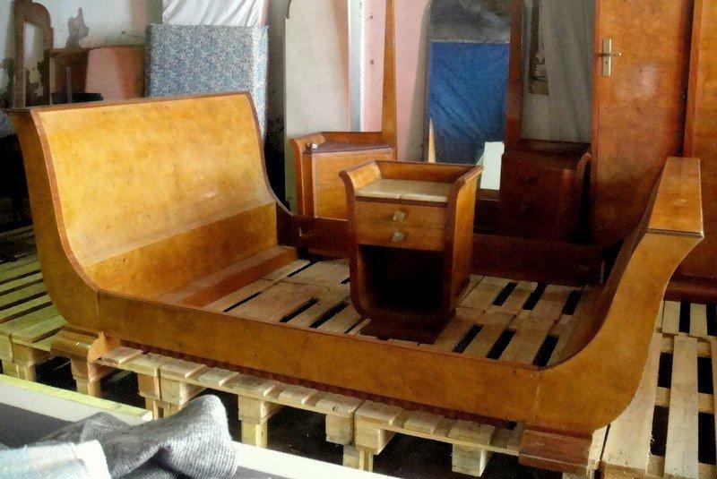 Chambre à Coucher Art Deco-photo-3