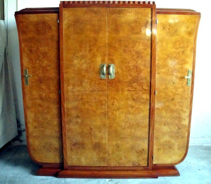 Chambre à Coucher Art Deco-photo-4