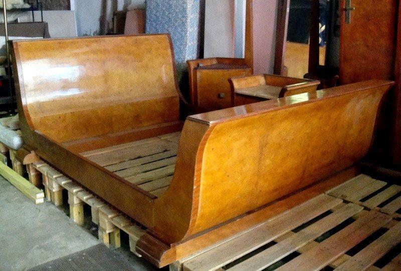 Chambre à Coucher Art Deco-photo-2