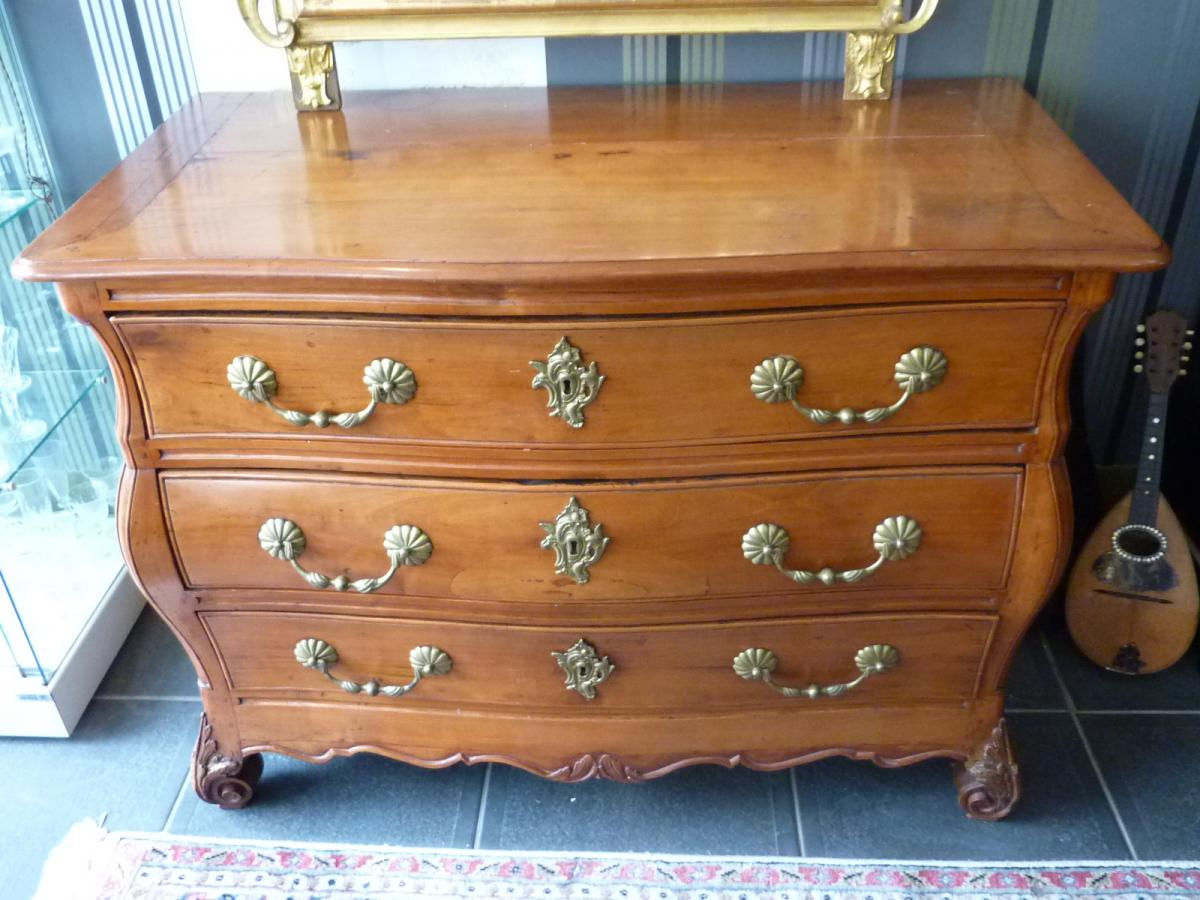 Dresser Galbèe Wood Fruit 18th 18th