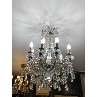 Chandelier With Tassels N ° 1