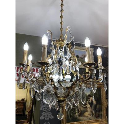 Chandelier With Tassels N ° 2