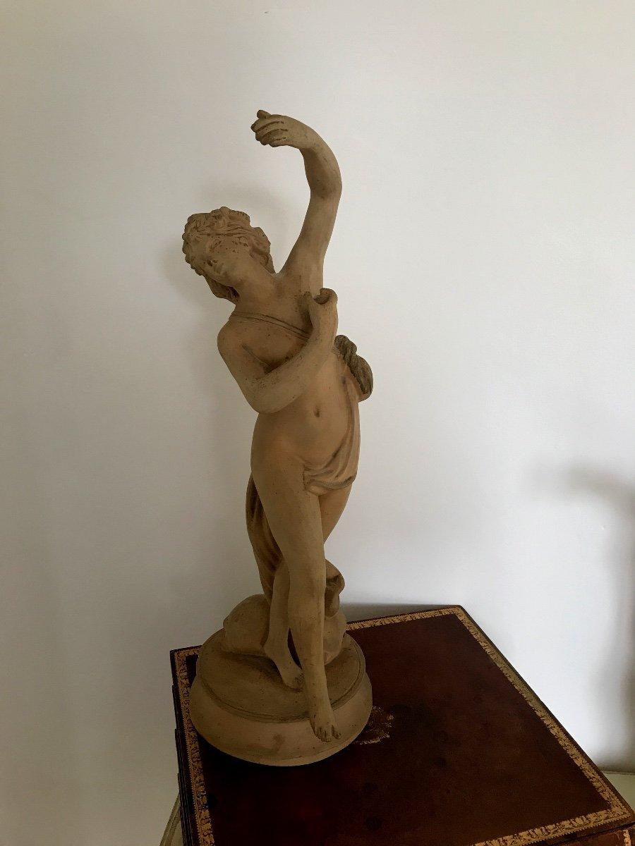 XIXth Century Terracota Sculptures-photo-2
