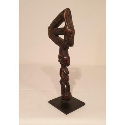 Baoulé (Cote d'Ivoire) - Marteau de Gong