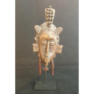 Masque Sénoufo (côte d'Ivoire)