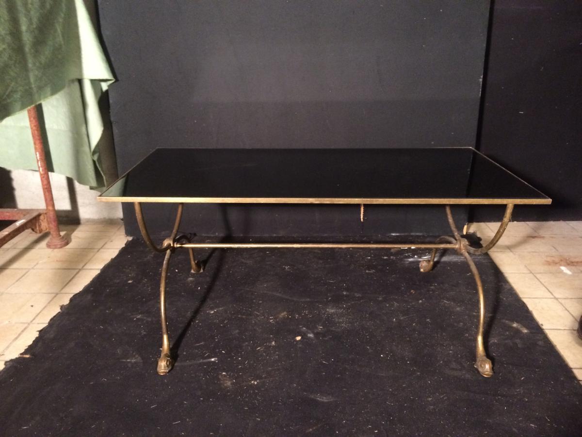 Small Bronze Table
