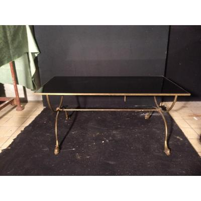 Small Bronze Table