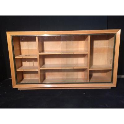 Low Bookcase Attributed To Jacques Adnet