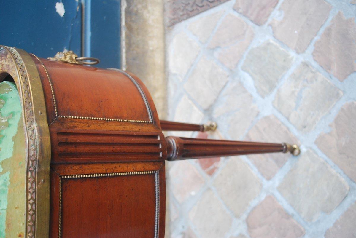 Jardinière En Acajou De Style Louis XVI Estampillée De Mailfert-photo-1