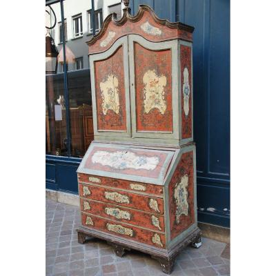 Rare Sciban En Arte Povera Et Peint , Travail Venise XVIII