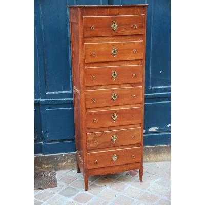 Weekly Natural Wood D Louis XV Period