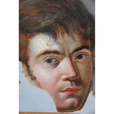 Portrait Of Joachim Murat, XIX