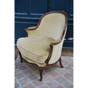 Bergère Confortable D époque Louis XV   XVIII