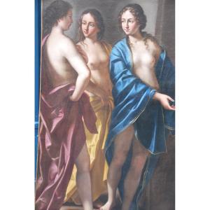 Les Trois Graces Italie  XVII