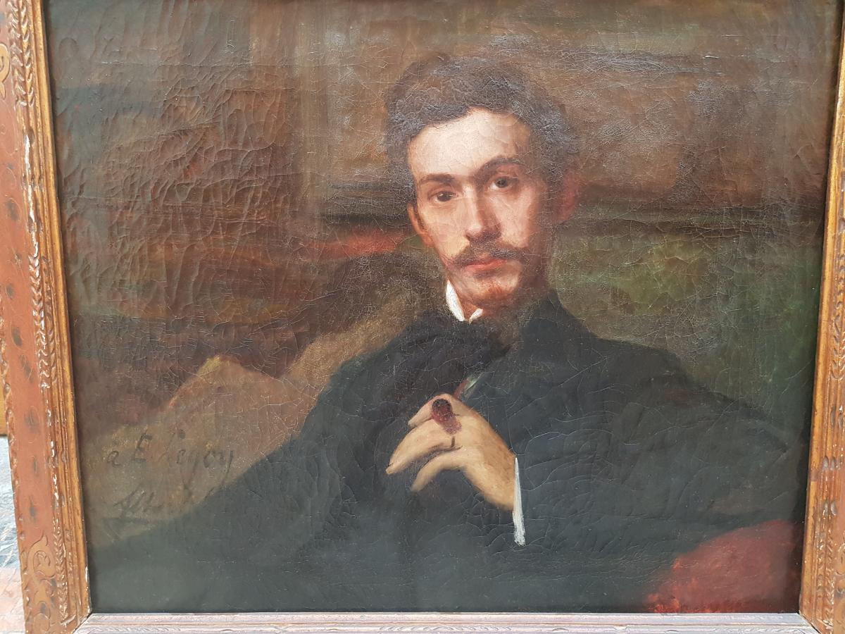 Portrait Of Robert De Montesquiou