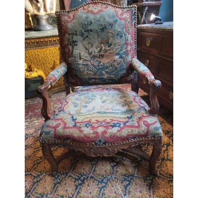 Pair Of Regency Period Armchairs