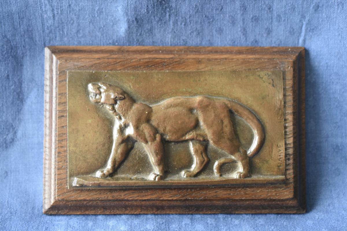 Bronze De Antoine Louis Barye