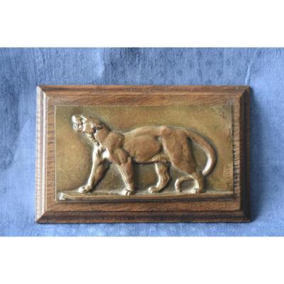 Bronze By Antoine Louis Barye