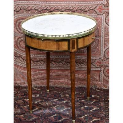 Table Bouillotte Louis XVI Fin XVIII ème