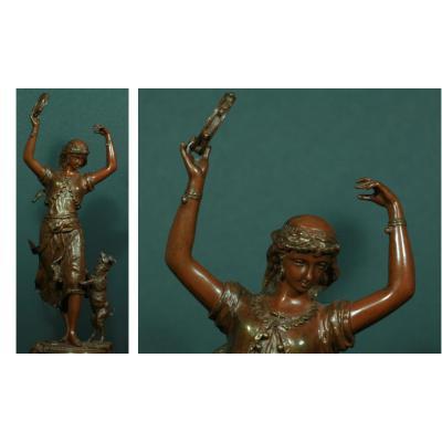 Bronze Anfrie C, Orientaliste
