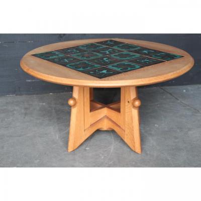 Table Basse De Guillerme Et Chambron