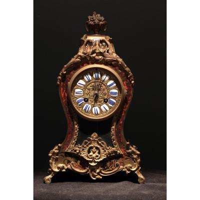 Horloge Boulle En écaille De Tortue