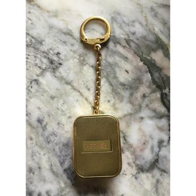 Hermes - Keychain With Music Box