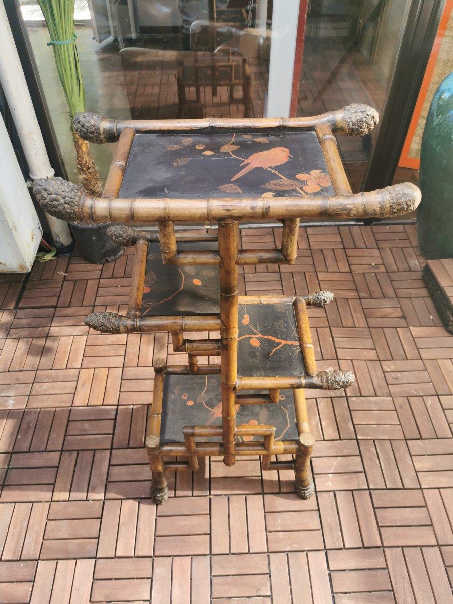 Japanese Plant Holder Scelette