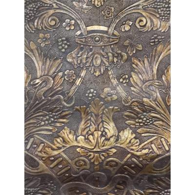 Cordoba Leather Panel