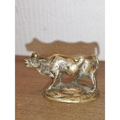 Bronze De Vienne Bœuf