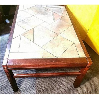 Table Basse Scandinave Design