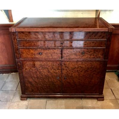 Rare Barber Cabinet - Commercial Furniture