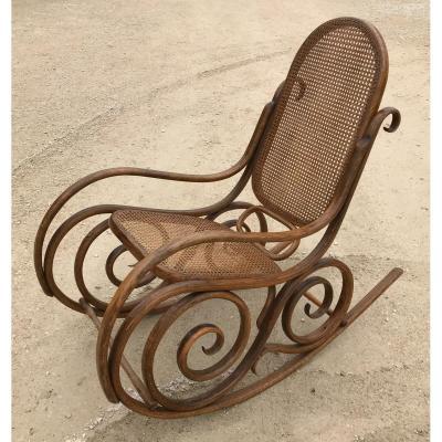 Rocking-chair Par J&j Kohn