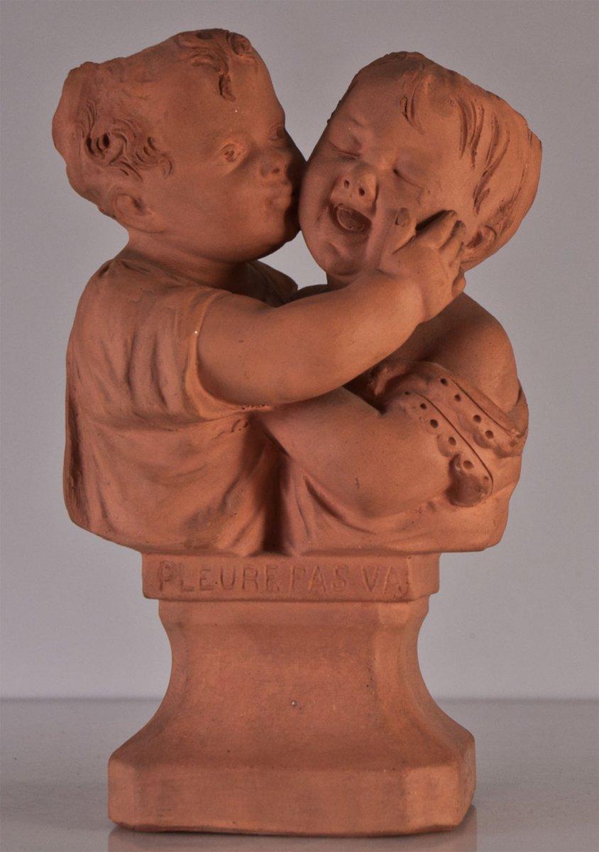 Bvlaclav Szczeblewesky Sculpture Terre Cuite