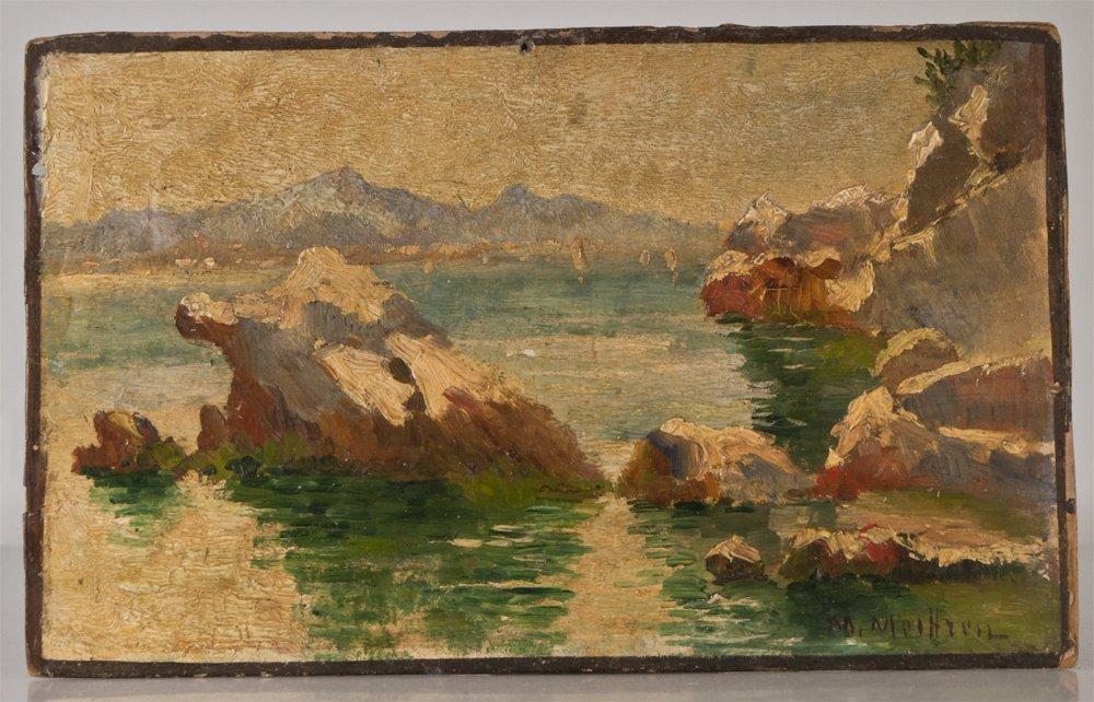 Marius Meiffren: Calanques In Marseille