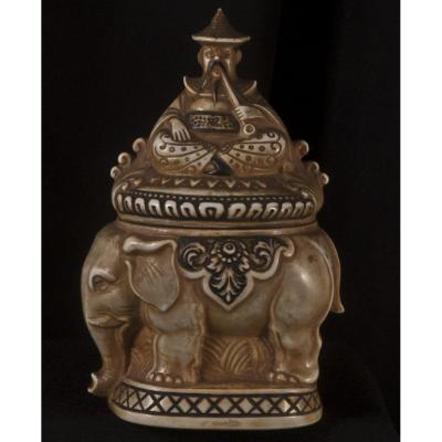 Chinese Elephant Box
