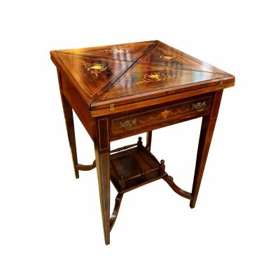 English Game Table