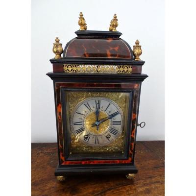 Lesage In Paris. Rare Miniature Religious Pendulum, Napoleon III Period