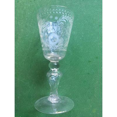Standing Glass Said Pokal End XVIII