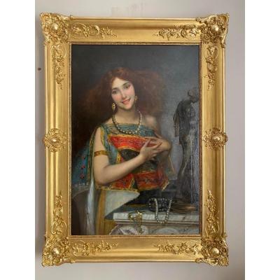Emilio VASARRI (1862-1928 ) Italy 19th century