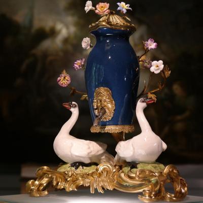 Rare Fontaine à Parfum. Paris. XVIIIÈme Siècle.